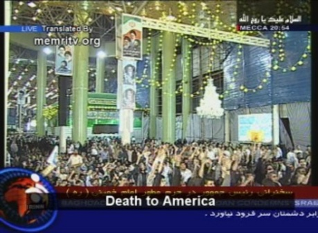 "Iran has so much ""respect"" for us that they even have a national holiday called ""Death to America"" Day!"
