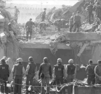 When Iranian-sponsored Hezbollah killed 241 American GIs in an Islamikaze attack in 1983, relations became more strained
