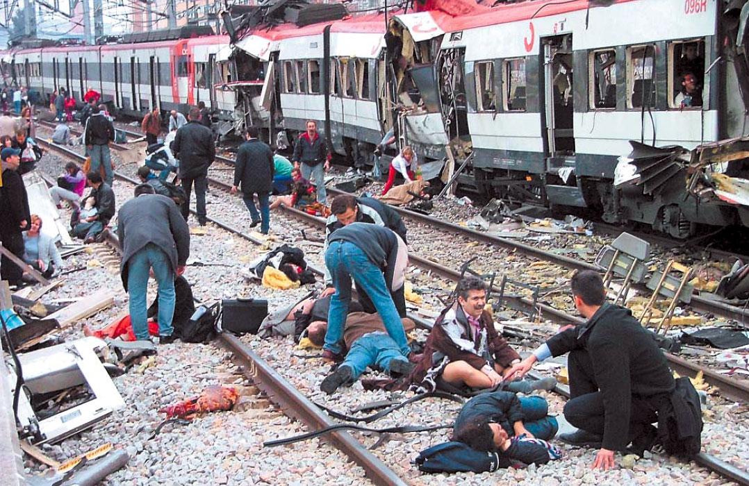 Bombdåden i Madrid den 11 mars 2004
