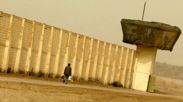 Abu Ghraib prison in Iraq