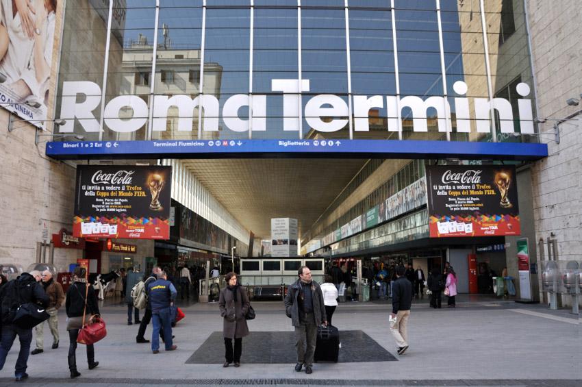 Rome Rail Terminal