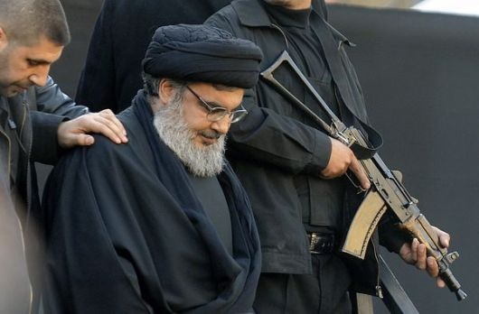 Hassan Nasrallah of Hezbollah